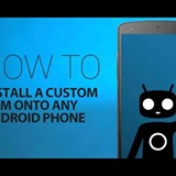 Tutorial How To Install Custom Rom On Any Android Phone Using TWRP