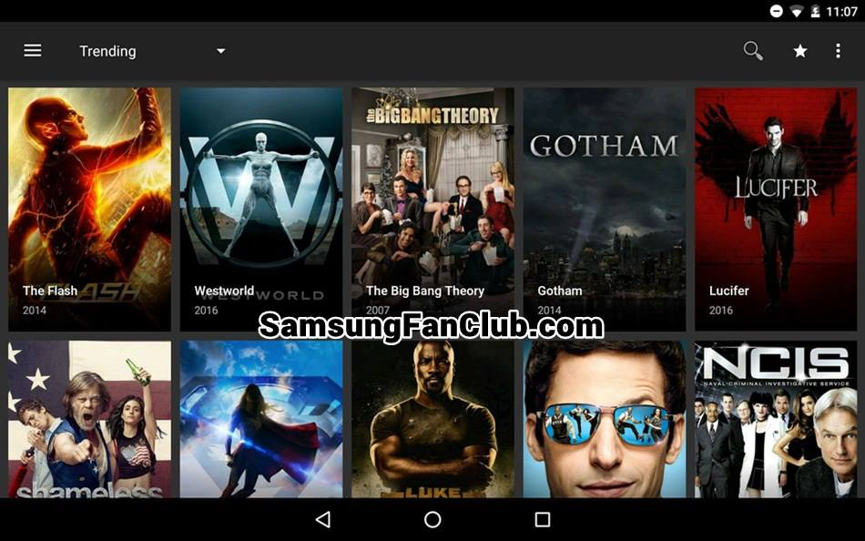 Top 5 Best TV Shows & Movies Apps for Samsung Galaxy S7 Edge, S8, S9, S10