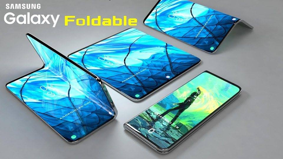 Video: Samsung Displayed Its Upcoming Foldable Phone Cum Phablet