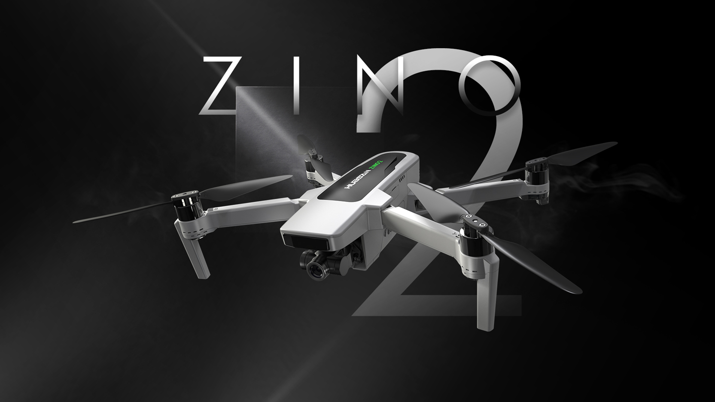 The sumptuous launch! Zino 2 is coming! What is new with ZINO 2 : Zino 2 has added visual sensors at the bottom for superior environmental awareness. ...