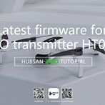 Dear Zino Fans, Update the Upgrading tutorial video for Zino Transmitter HT016B