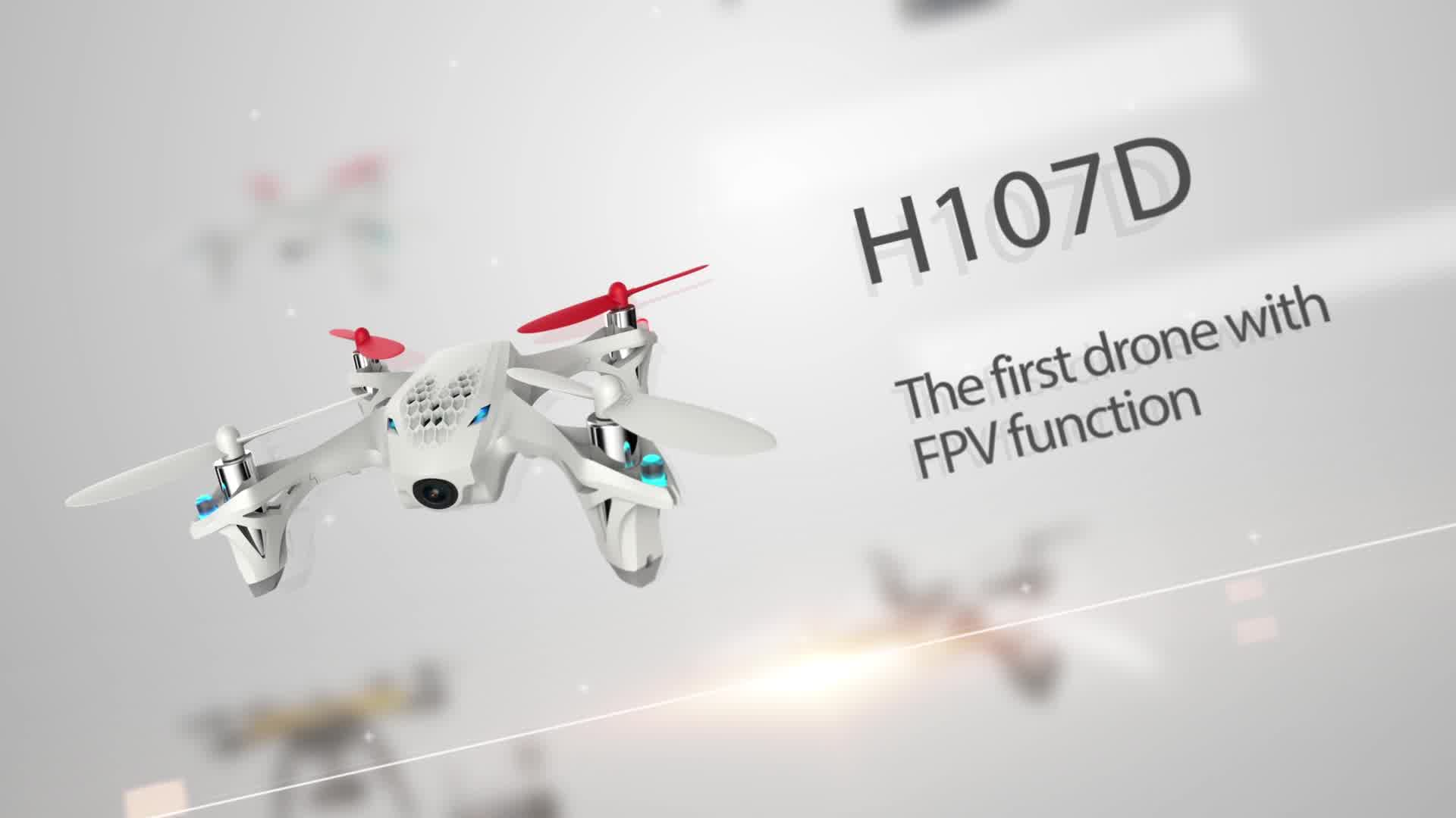 Hubsan 10 years-Thanks for being with us all along