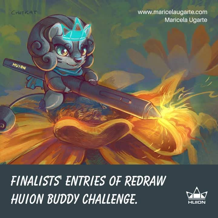So 32 entries has made their way to become the finalist of #ReHuionBud drawing challenge!!! Winners will be announced sooooooooon! Which entry will be the CHAMPION!!!