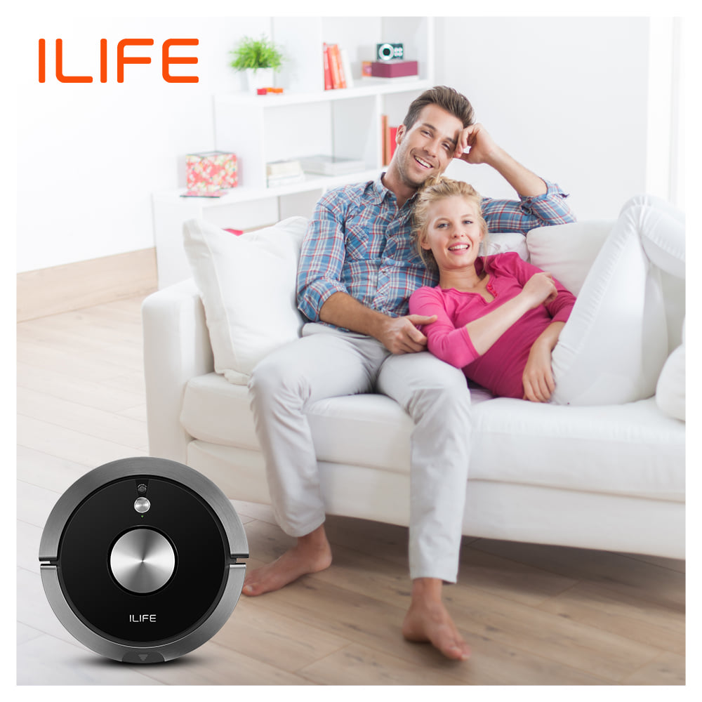 $20 coupon for ILIFE A9 Robot Vacuum.