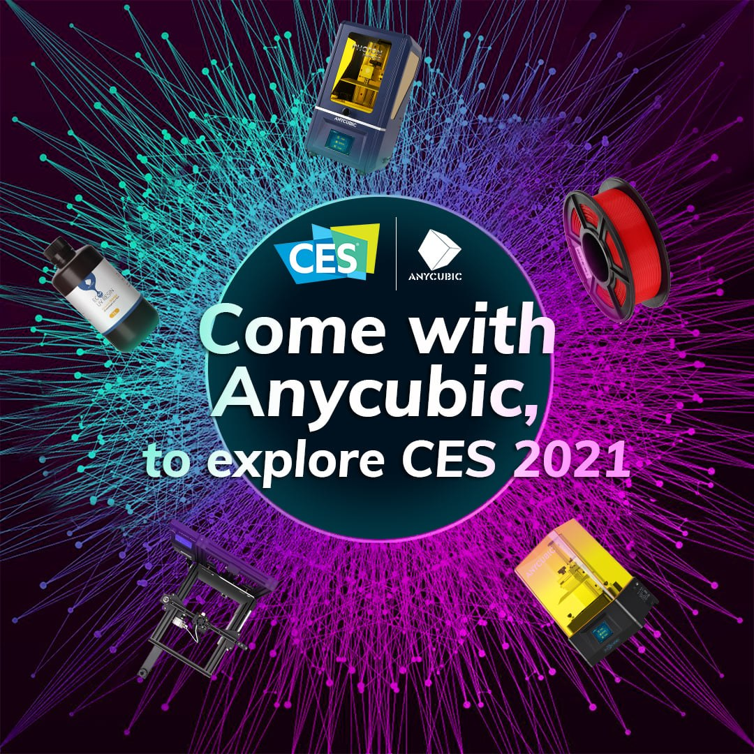 We're ready for CES 2021! Register now to see our product lineup and meet with our team.❤😎🎈✨🤩