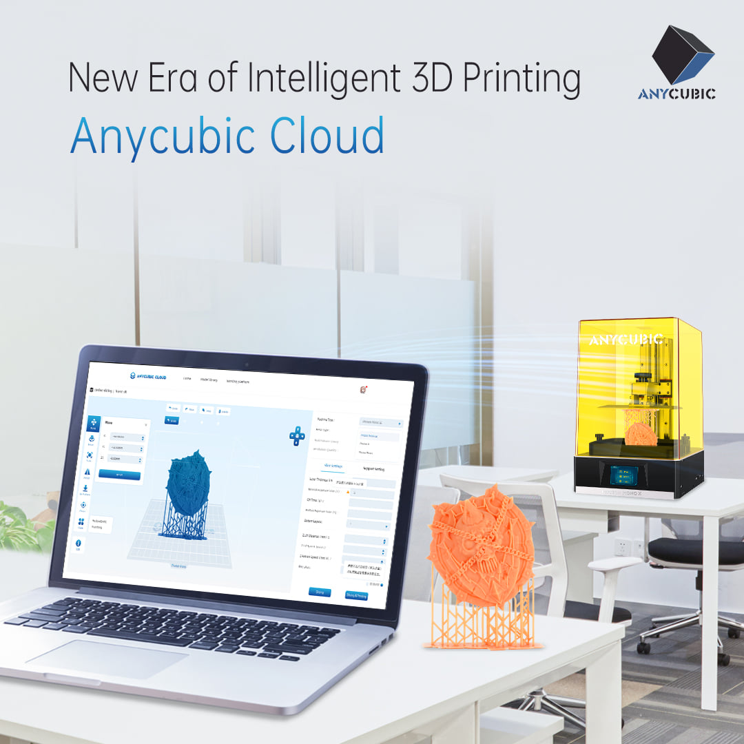 As the navigator of LCD 3D printing, Anycubic will launch a high-performance 3D printing control solution. It will lead to the LCD 3D printing revolution and helping LCD 3D printing enter the era of intelligent printing.🎉🏆🏆🎯🎁🔉📢🔈