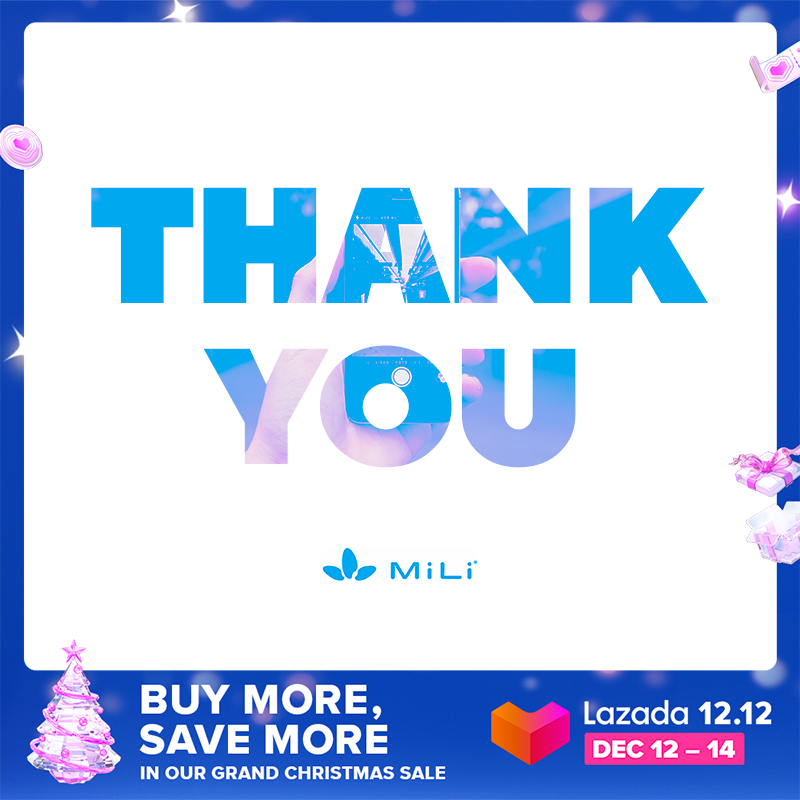 We're still recovering from all the love. THANK YOU!