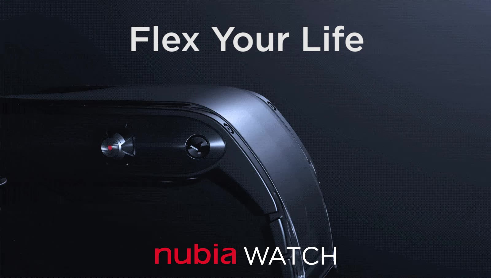 Gotta stay flexible with the times, just like the nubia WATCH!