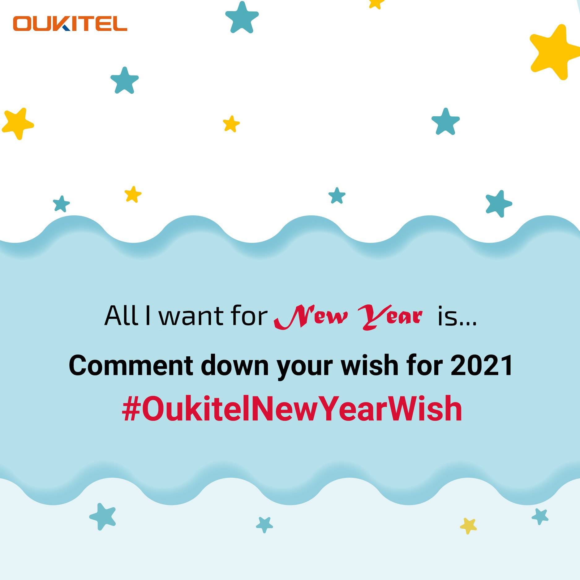 2020 comes end, what you planning or wishing for #NewYear 2021?🤔 Comment down your new year wish using #OukitelNewYearWish, and let us know☺️🤗 WP10 will available at $100 off from Jan 1, 2021📣...