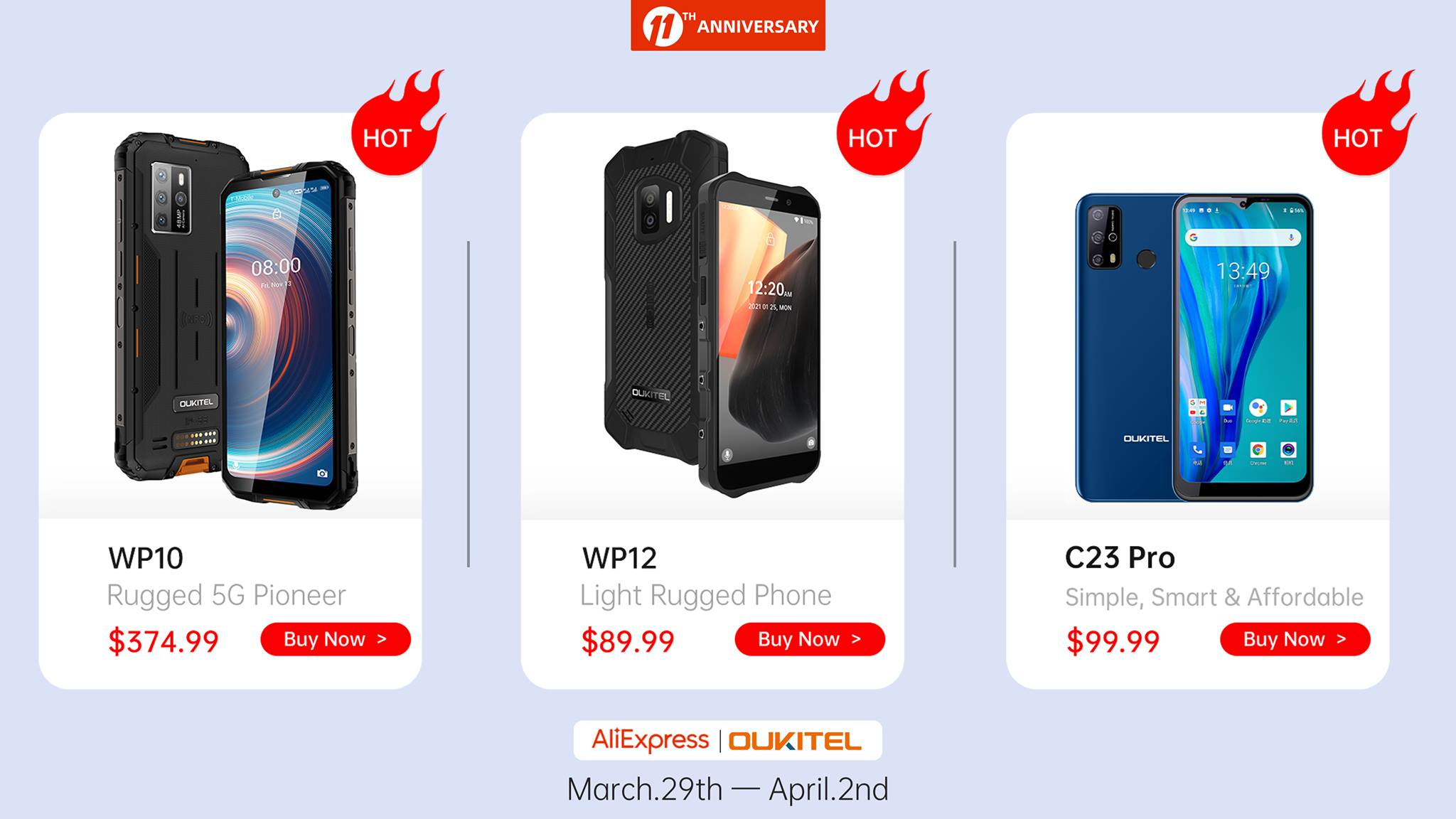 Our top smartphones are on high discounts 📣📣