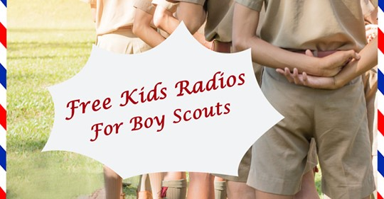 In 2017, Retevis Helped the Cub Scout about how to use the two-way radios to get connected?
