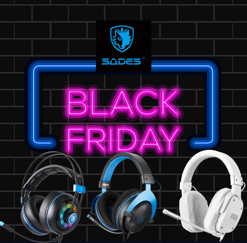 Fun #BlackFriday Surprise, Wolves! You can save up to 35% off on selected Sades items through our online channels below. These #SadesStealDeals are limited time offer and are only valid while supplies last. Hurry and get yours today! Aliexpress: www.tomtop.com