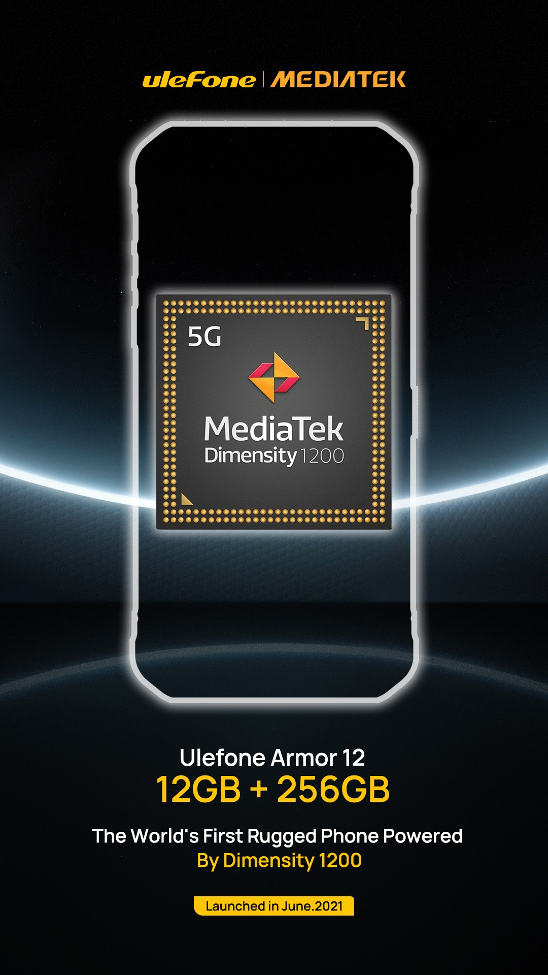 Taiwanese fabless chip maker #MediaTek released today its new #5G #flagship SoC - #Dimensity1200.