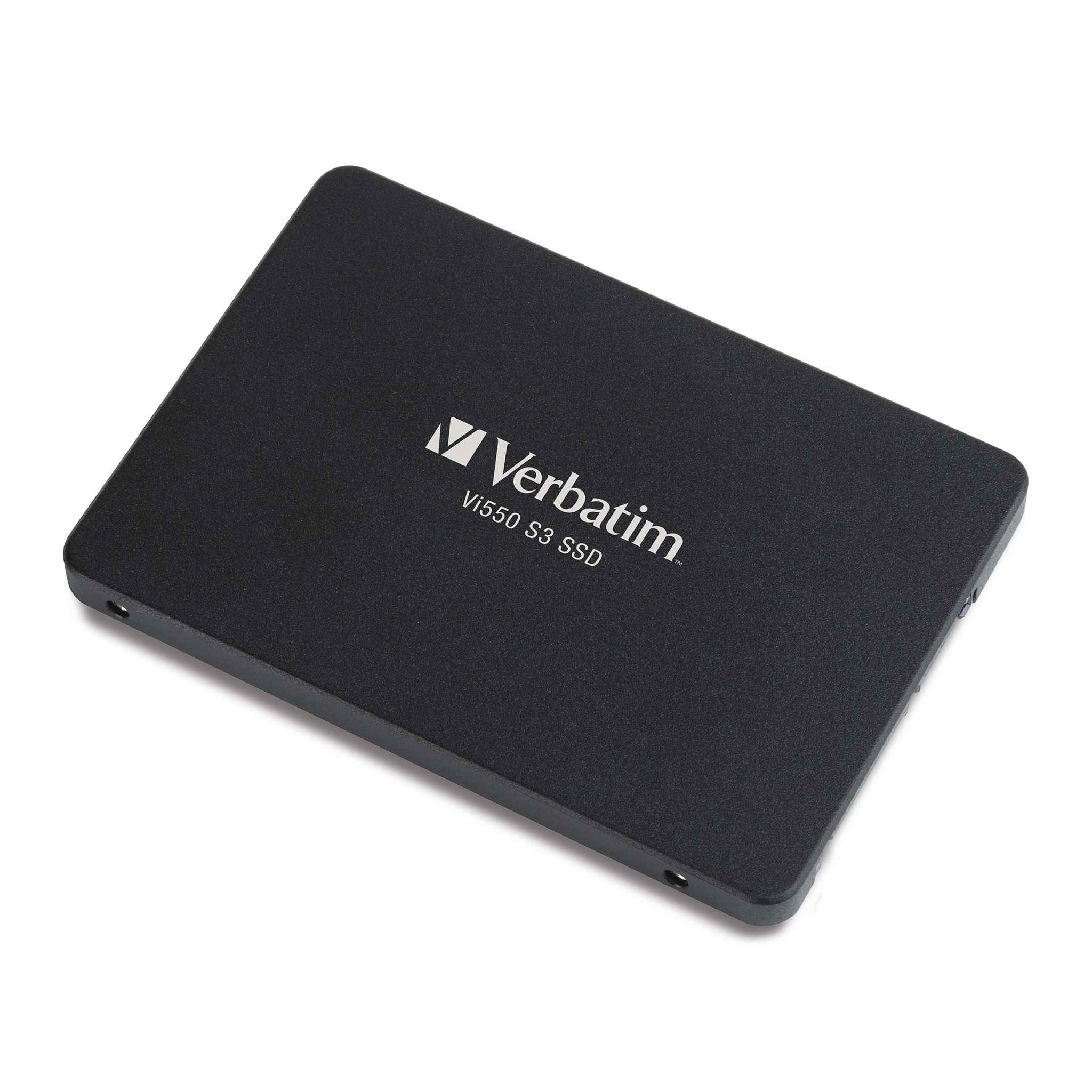 "Verbatim's Vi550 SATA III 2.5"" Internal SSDs are an ideal choice for transforming the performance of any hard drive-based PC. Get ready to experience decreased system boot time, more efficient multi-tasking, and faster system responsiveness.  #TechnologyYouCanTrust"