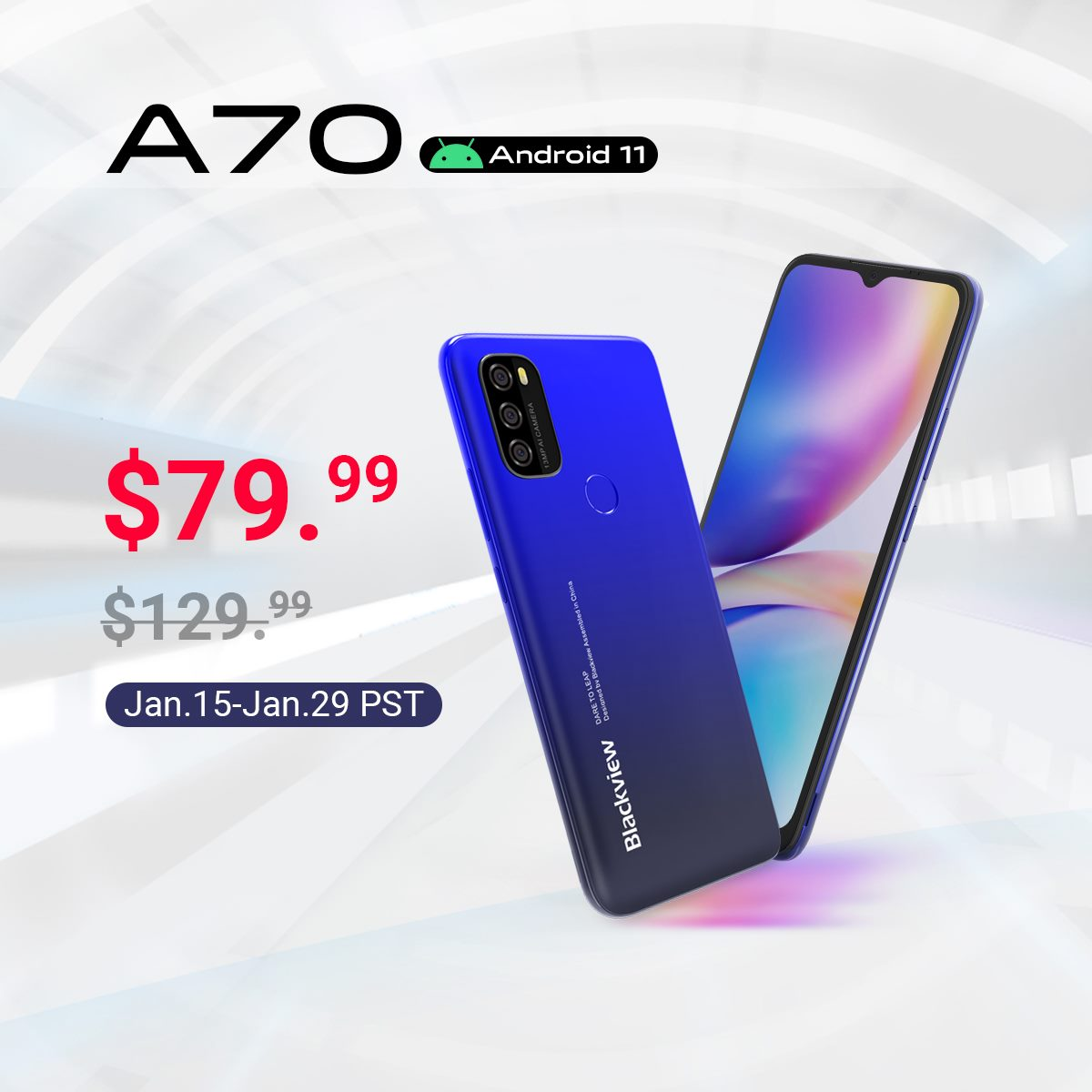 Budget Big Battery King #A70 open sale is live! 🥳