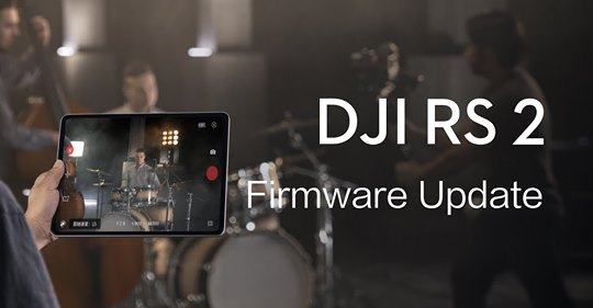 Unlock more possibilities with the new Ronin firmware update 🎬 DJI RS 2 Firmware Notes: www.tomtop.com