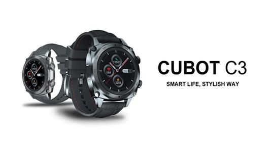 A detailed #CubotC3 smart watch review from @somosxbox.com