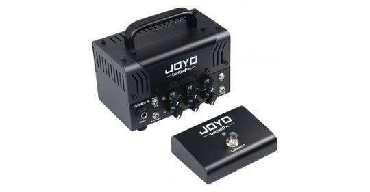 The brand new JOYO Zombie 2 Amp will be in UK stock 1st week of September. www.tomtop.com