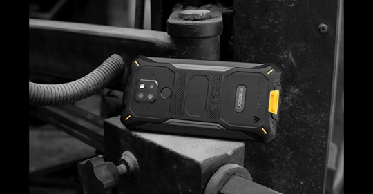 Doogee S68Pro, the latest cost-effective rugged smartphone, lets you feel the new security for its multifunctions.