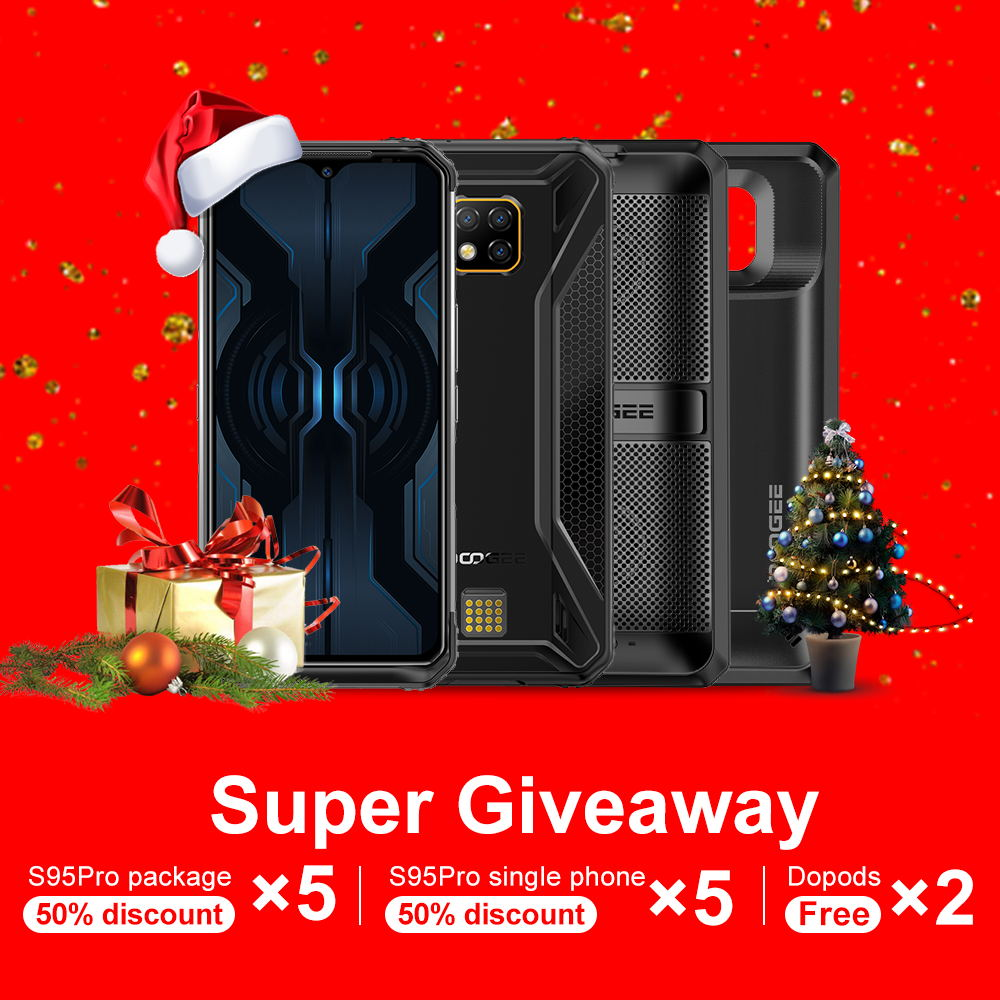 Hi, guys, we have great news and a super giveaway for this end of the year 🎉🎉🎉(Follow, Like and Share )