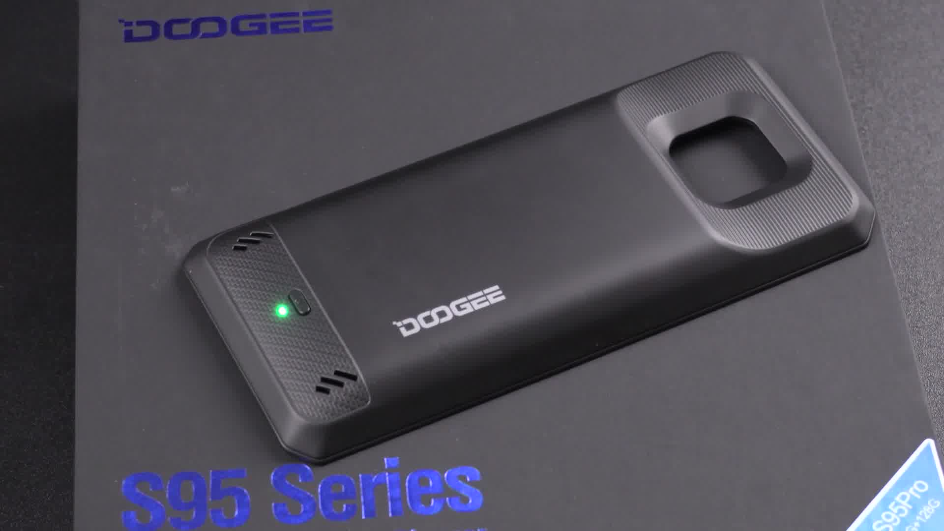 The Doogee s95 pro is a rugged phone that can meet your expectations, big battery and HiFi Speaker for more funs.