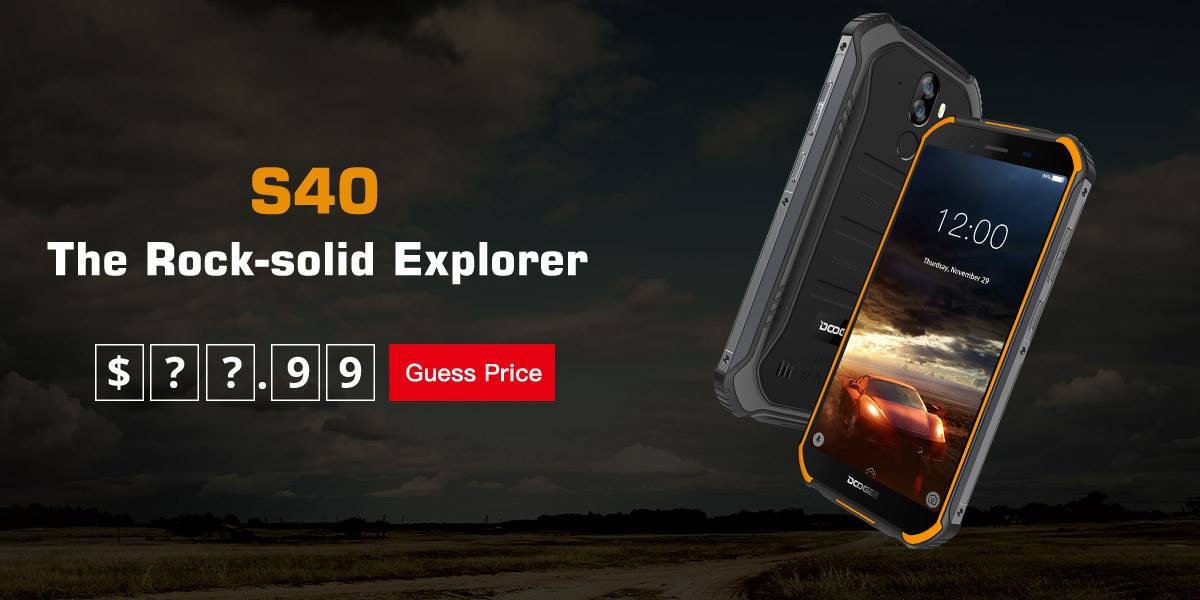 The most cost-effective rugged phone! Less than $100 USD!🤭🤫🤫 Let's guess what the original price and promotion price will be.✍️😏#doogee #s40 #bestbuy #bestprice #ruggedphone