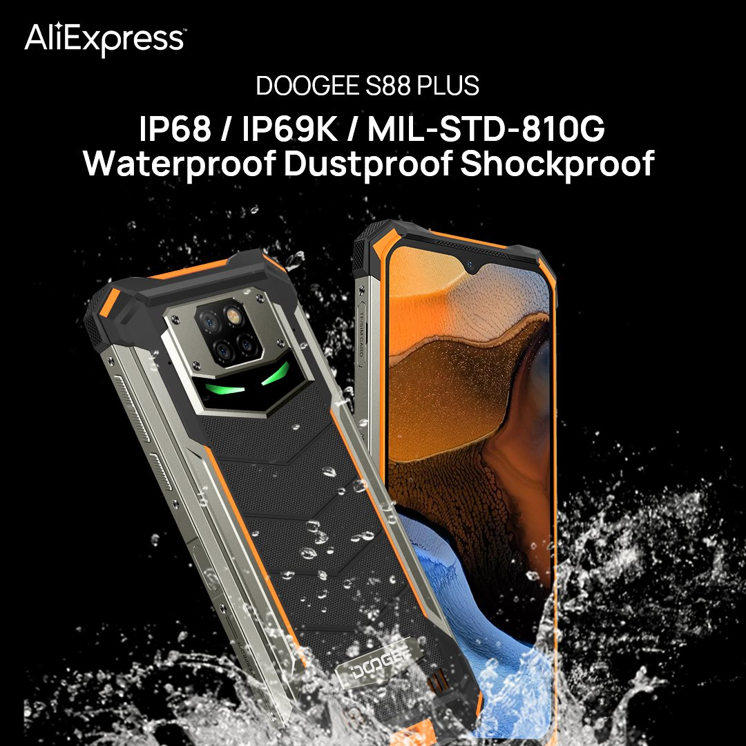 Do you need a Water-proof  Dust-proof  and Drop-proof ⏬ #Smartphone?