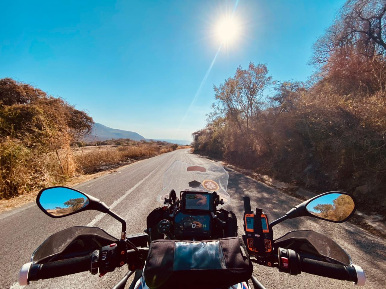 Thank you @ Dubanok for sharing your memorable experiences with DOOGEE phone, DOOGEE hopes everyone can enjoy your motorcycle rides.