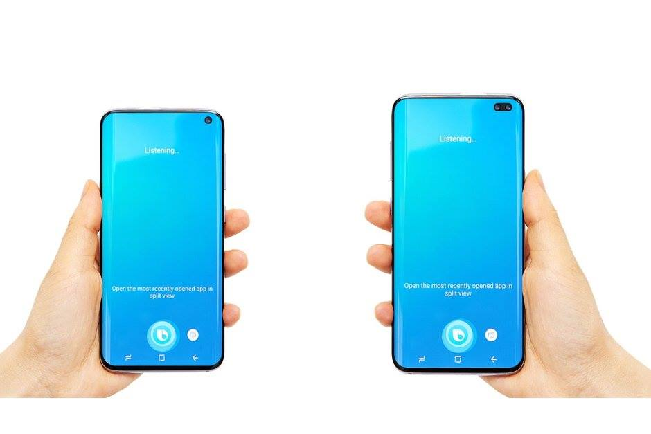 Samsung Galaxy S10 Mockups with Dual Front Camera Appeared Online