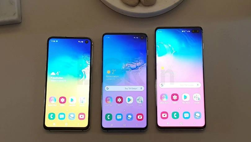 Samsung Galaxy S10, S10 Plus, S10E & S10 5G Announced