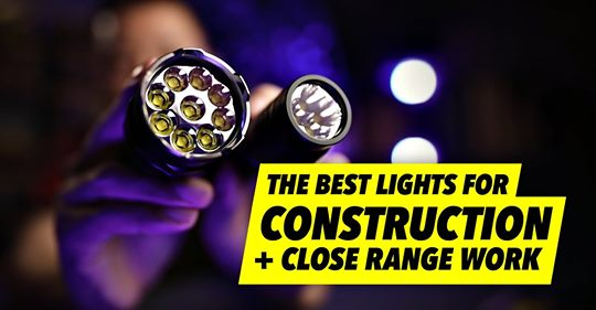 What lights can let you work more efficiently in the close-range inspection?  🧐🧐 Let's check the light recommendation.👇👇