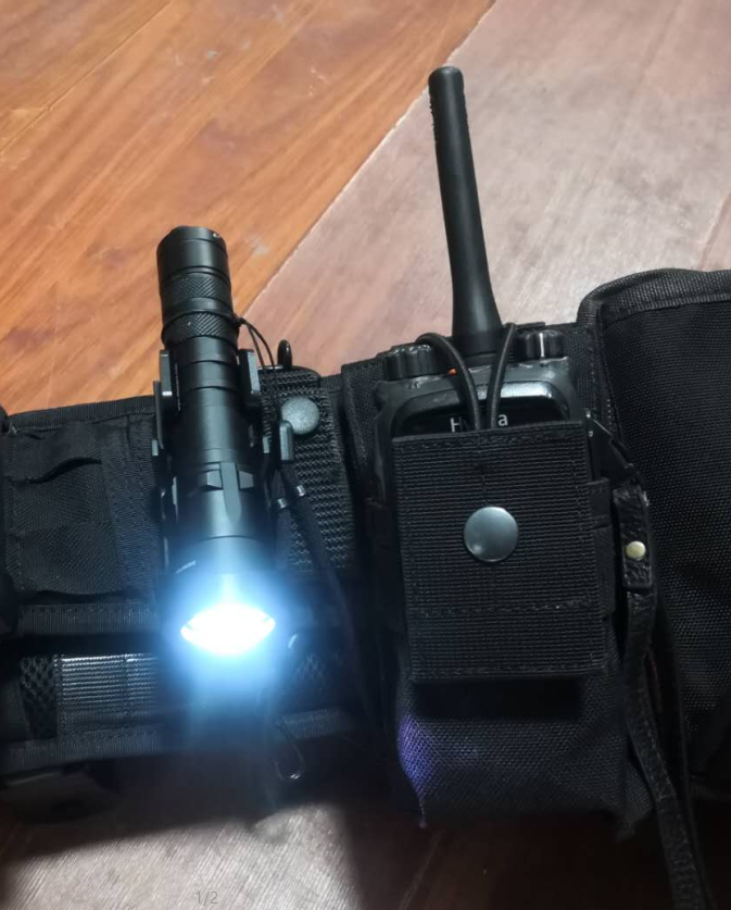 Choosing a reliable lighting partner can always keep you safe and get the mission accomplished under the complicated and harsh tactical environment.👊👊