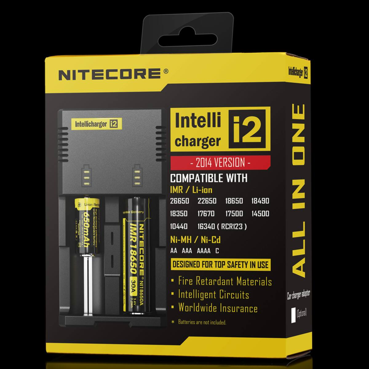 Nitecore I2 restock with good price, welcome to check.
