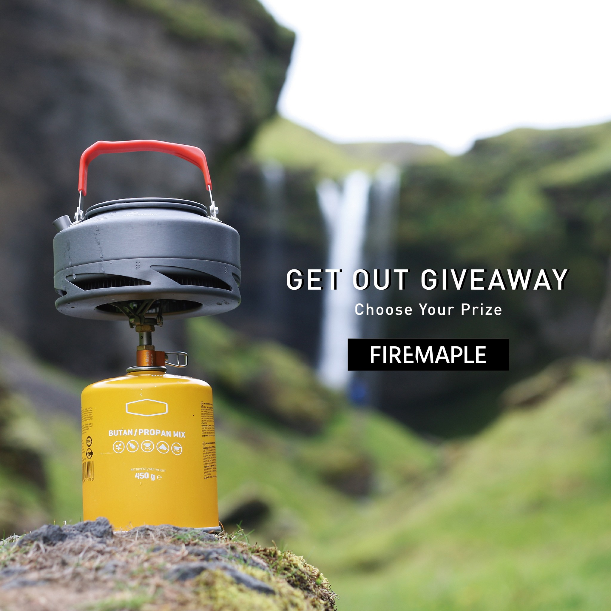 Our Monthly Get Out Giveaway is underway! Once a month, one lucky winner will win a Firemaple product of their choice! 😱🎉🙌 Here's how it works:...