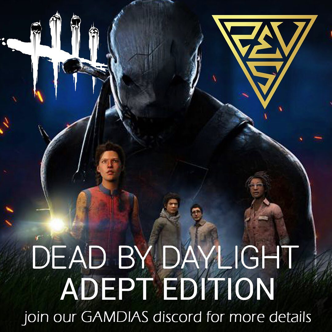 CALLING ALL FOG RESIDENTS! 💀We are inviting you to our Dead By Daylight Event - Adept Edition!💀 For more info join our discord server...